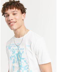 BOSS by Hugo Boss Athleisure - T-shirt - Blanc