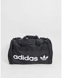 adidas Originals Trefoil Sports Bag - Black