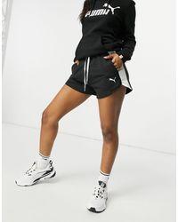 PUMA Modern Sports - Confezione da 3 paia di pantaloncini neri - Nero