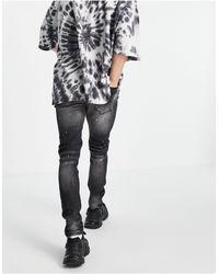 Kings Will Dream Slim Jeans - Black