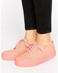 Blink - Flatform Sneaker - Lyst