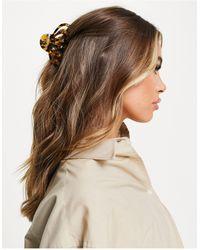 Pieces Hair Shark - Brown