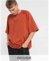 Reclaimed (vintage) Inspired Raglan T Shirt