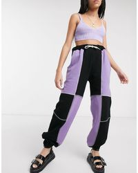 The Ragged Priest Relaxed sweatpants - Multicolor