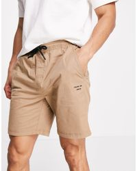 Bershka Knitted Shorts Co-ord - Multicolour