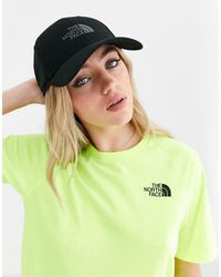 The North Face 66 Classic Baseball Cap In Black