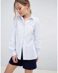 Closet - Simple Shirt - Lyst