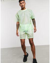 ASOS Co-ord Shorts - Green
