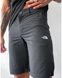 The North Face Pantalones cortos negros Tanken de
