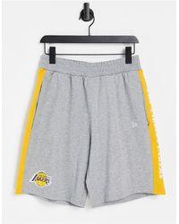 KTZ Shorts grises