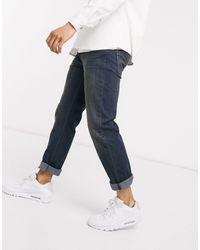 Levi's 514 - Rechte Jeans - Blauw