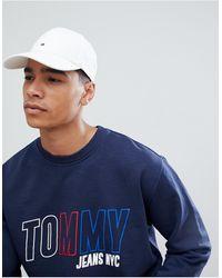 Tommy Hilfiger Classic Baseball Cap - White