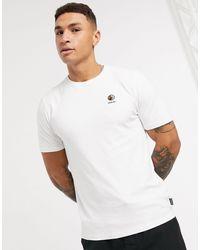 Raeburn Organic Cotton Logo T-shirt - White