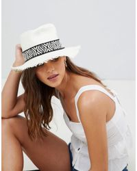 2e78d7e810a90 Women's French Connection Hats - Lyst
