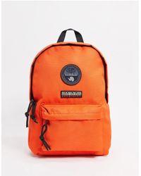 Napapijri Оранжевый Мини-рюкзак