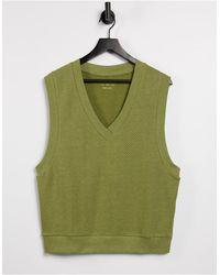ASOS 4505 Chaleco - Verde