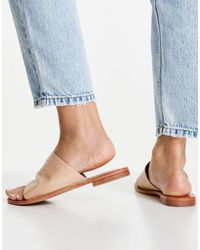 Free People Vicente Slide Sandals - Pink