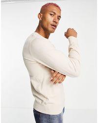 Rudie Crew Neck Sweater - Brown