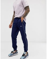 adidas Originals – Samstag – Hochwertige Jogginghose - Blau