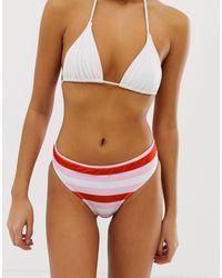 Noisy May D Bikini Bottom-multi - Multicolour