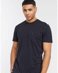 Lee Jeans Pocket T-shirt - Black