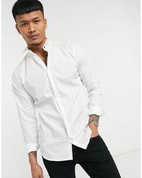 Jack & Jones - Белая Рубашка Под Смокинг Premium-белый - Lyst