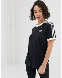 adidas Originals fashion league v neck t shirt