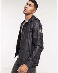 Raeburn – Ripstop-Jacke aus aus recycelten Materialien - Schwarz