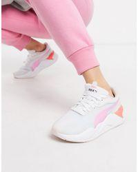 PUMA Rs-x3 Plas_tech Sportschoenen - Roze