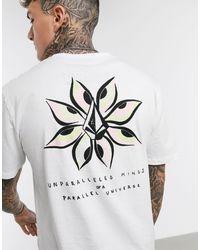 Volcom Ryan Burch T-shirt - White