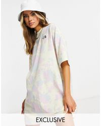 The North Face T-shirt Dress - Multicolor