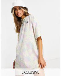 The North Face T-shirt Dress - Multicolour
