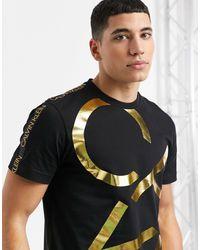 Calvin Klein – Capsule – T-Shirt - Schwarz