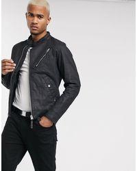 G-Star RAW - Байкерская Куртка Empral Dc 3d-черный - Lyst