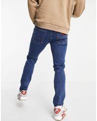 Wrangler Bryson Skinny Fit Jeans - Blue