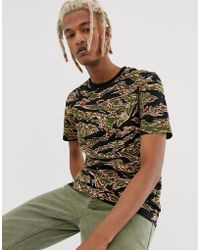 cf32504bf8 Lacoste L!ive We Will Live Tee in Green in Green for Men - Lyst