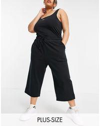 Nike Plus Capri Jersey leggings - Black