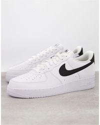 Nike – Air Force 1 '07 – Sneaker - Weiß