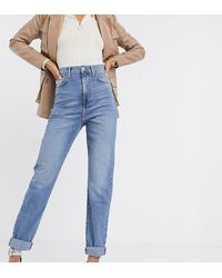 New Look Straight Leg Jean - Blue