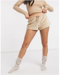 Lindex Shorts polares - Neutro