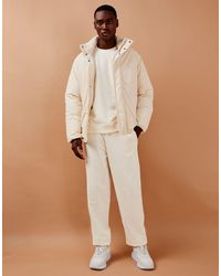 TOPMAN Co-ord Cord Oversized Trackies - Multicolour