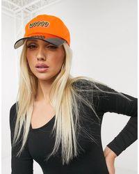 Nicce London – Mayhem – Kappe mit Logo - Orange