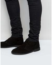 ASOS Desert Boots - Black