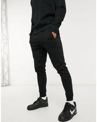Nicce London Mercury Track Trousers - Black