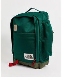 The North Face Зеленый Рюкзак