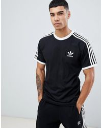 adidas Originals – adicolor California – es T-Shirt, CW1202 - Schwarz