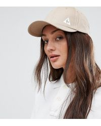 Le Coq Sportif - Exclusive To Asos Cap In Camel - Lyst