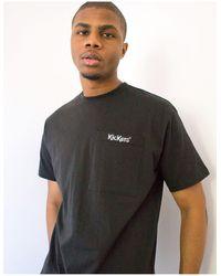 Kickers T-shirt With Pocket And Logo - Black