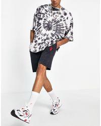 Mennace X Playboy Jersey Shorts - Black