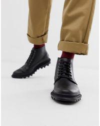Sorel Ace Chukka Waterproof Boot In Black